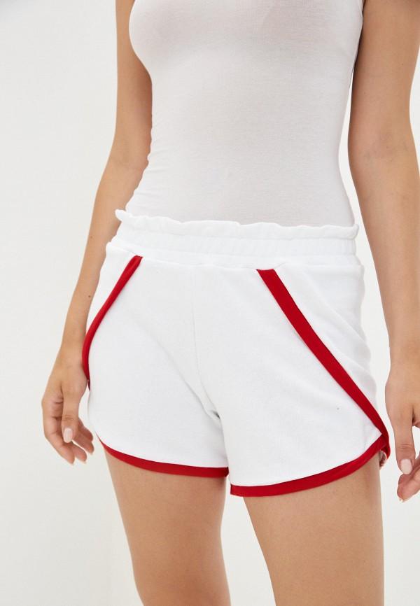 женские шорты tezenis, белые