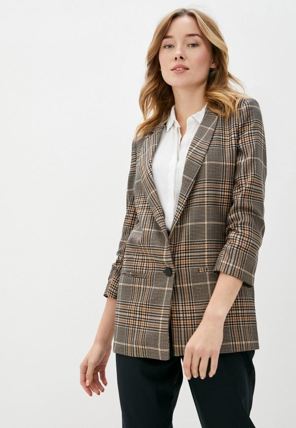 Пиджак Joymiss бежевого цвета