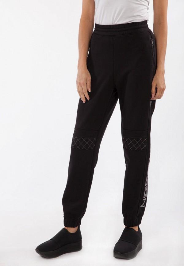 женские спортивные брюки bodro design, черные