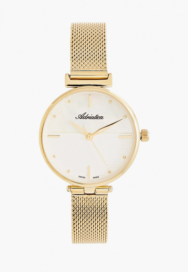 Часы Adriatica Adriatica  золотой фото