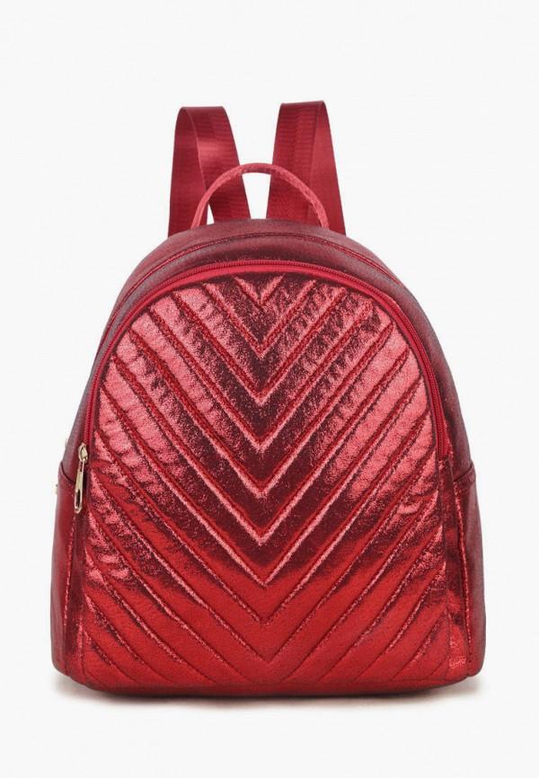 женский рюкзак dda, красный