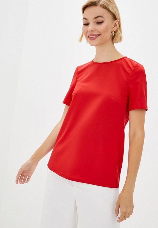 женская блузка jhiva, красная