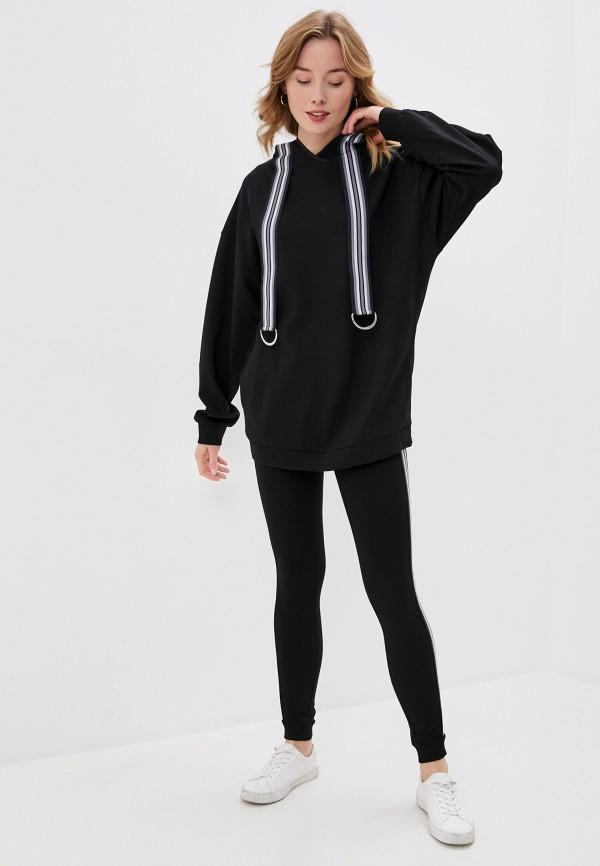 женский костюм ruxara, черный