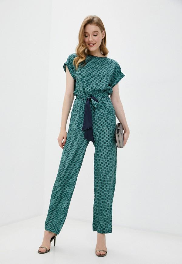 Комбинезон ASV Fashion Design ASV Fashion Design  зеленый фото