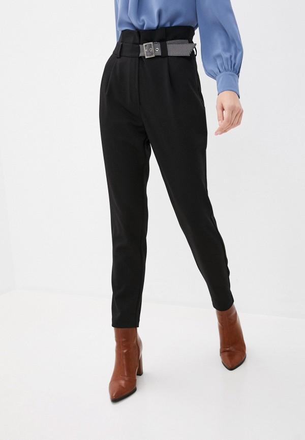 женские классические брюки viserdi, черные