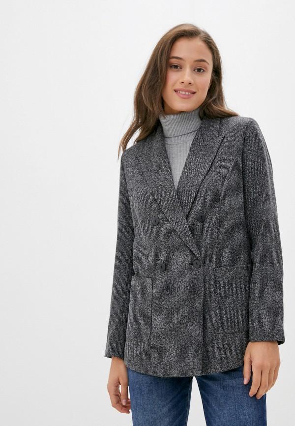 женский жакет viserdi, серый