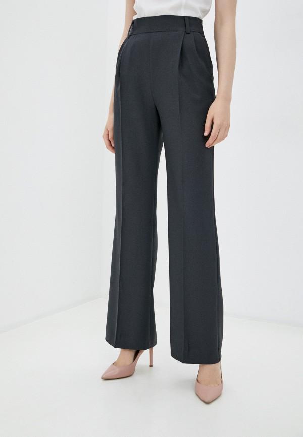женские повседневные брюки climona, серые