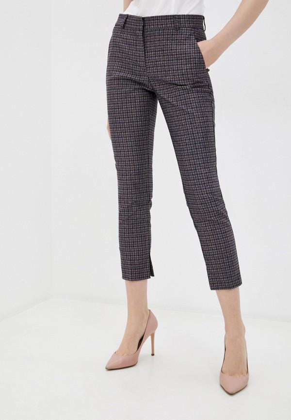 женские повседневные брюки climona, фиолетовые
