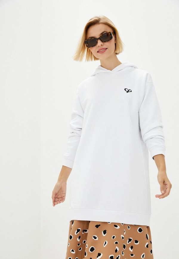 женская туника lilove, белая
