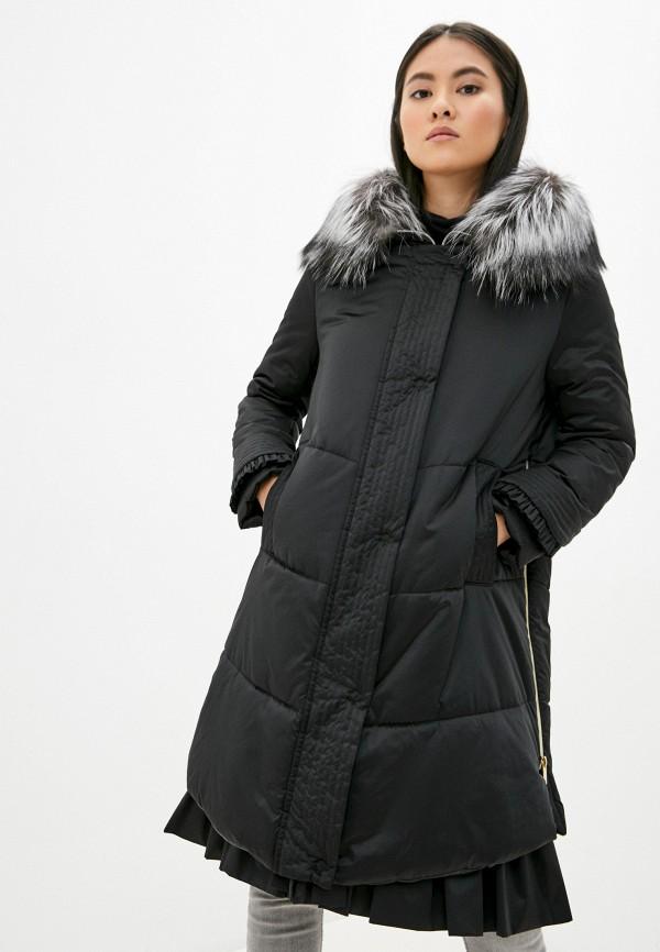 Куртка утепленная Anna Verdi Anna Verdi  черный фото