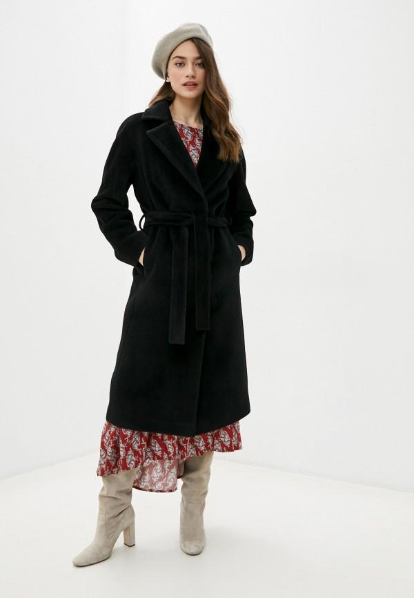 Пальто Anna Verdi Anna Verdi  черный фото