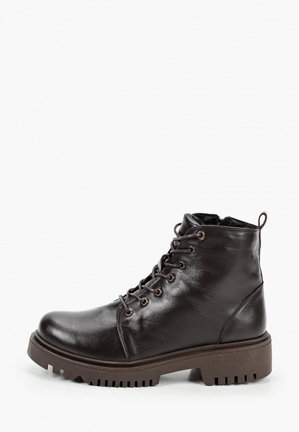 женские высокие ботинки matt nawill, коричневые