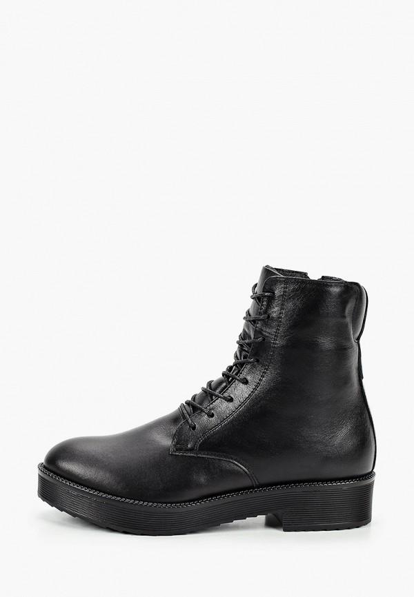 женские высокие ботинки matt nawill, черные