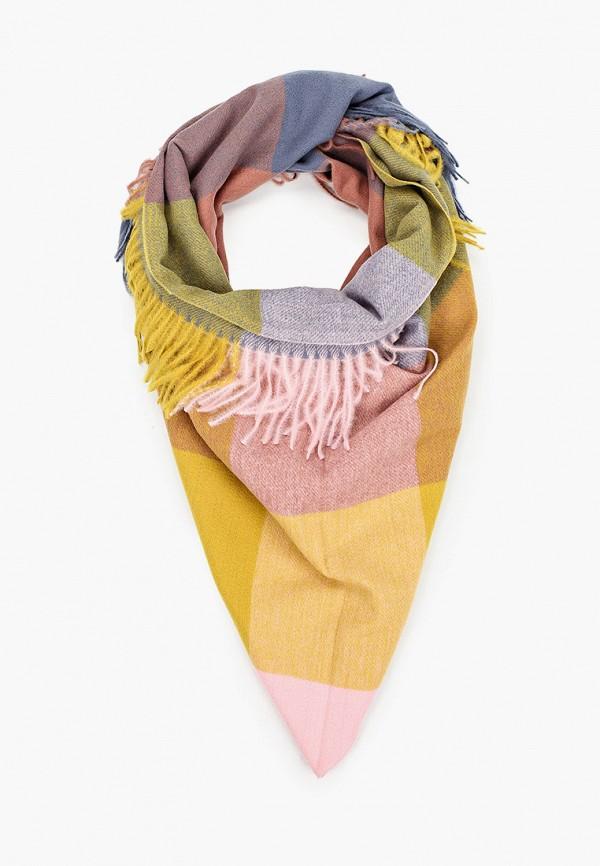 женский платок labbra, желтый