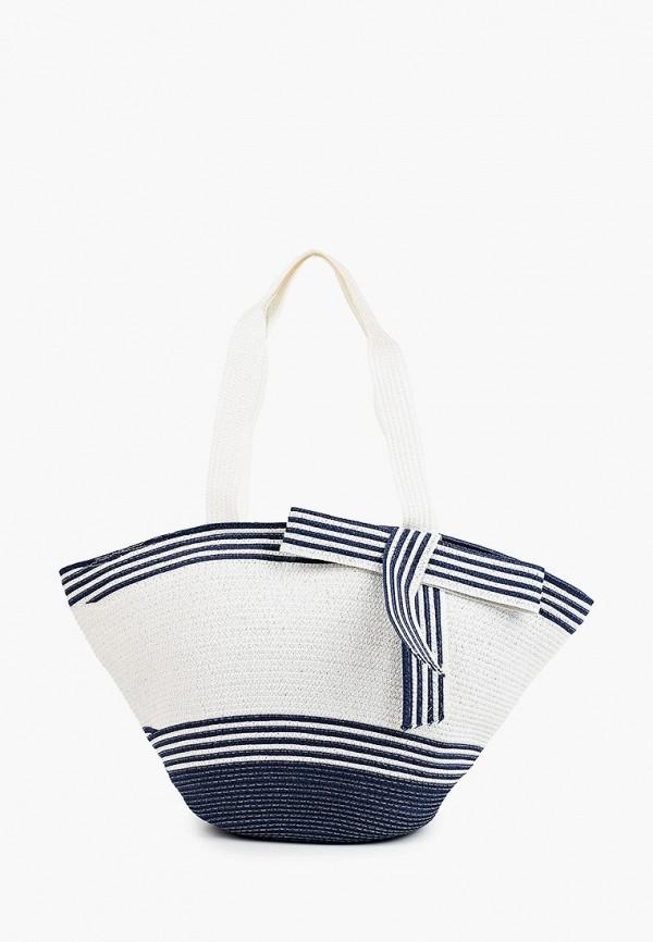 женская пляжные сумка модные истории, синяя