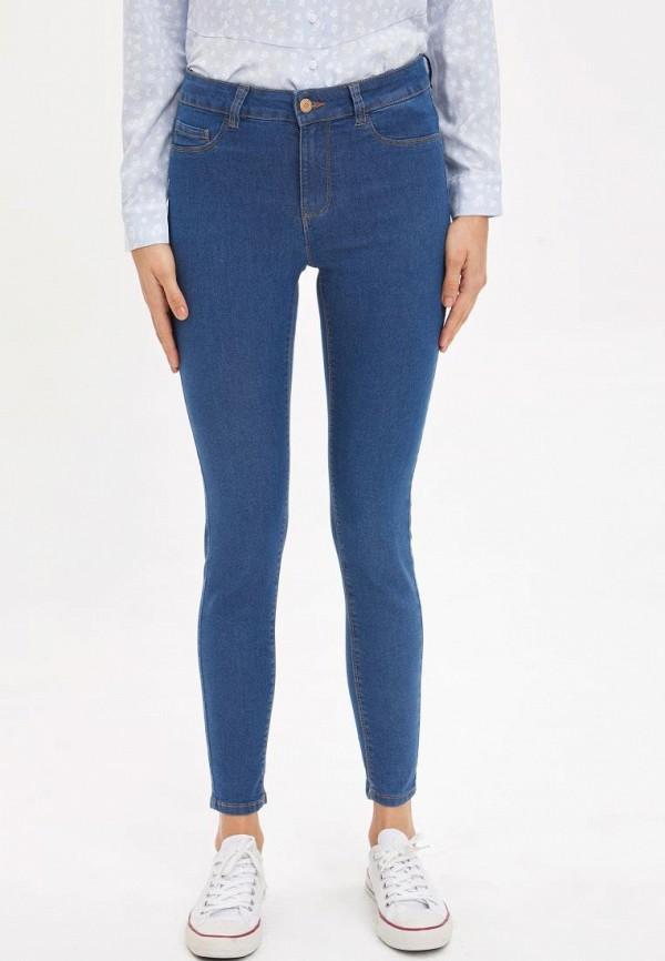 женские джинсы defacto, синие