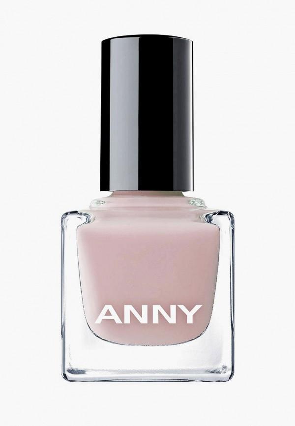 женский лак для ногтей anny, бежевый