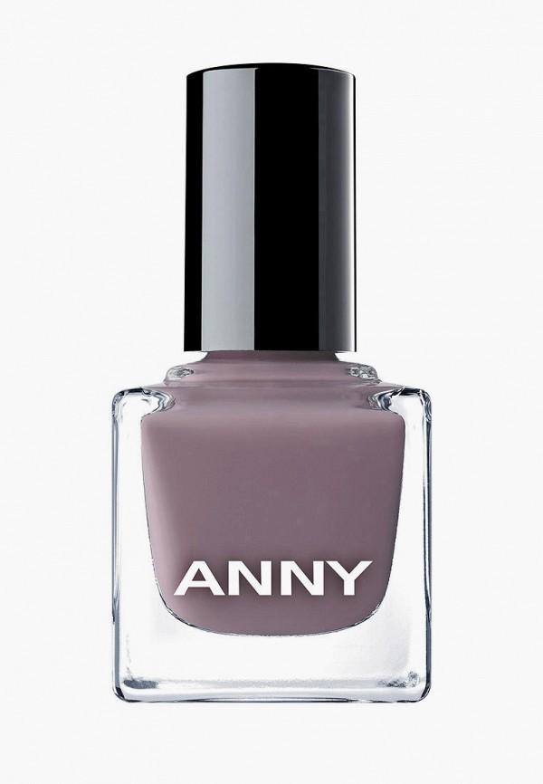 женский лак для ногтей anny, серый