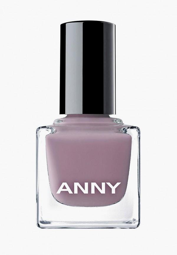 женский лак для ногтей anny, фиолетовый