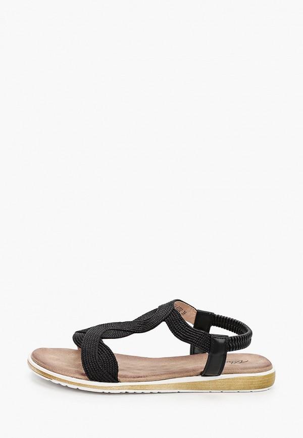 женские сандалии bridget, черные