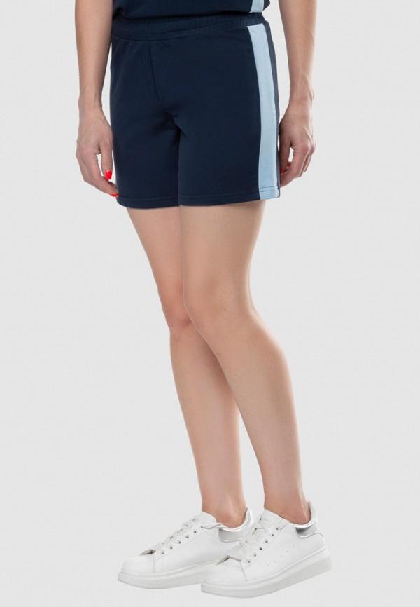 женские повседневные шорты arber, синие