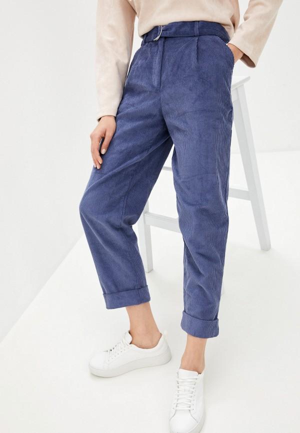 женские повседневные брюки sela, синие