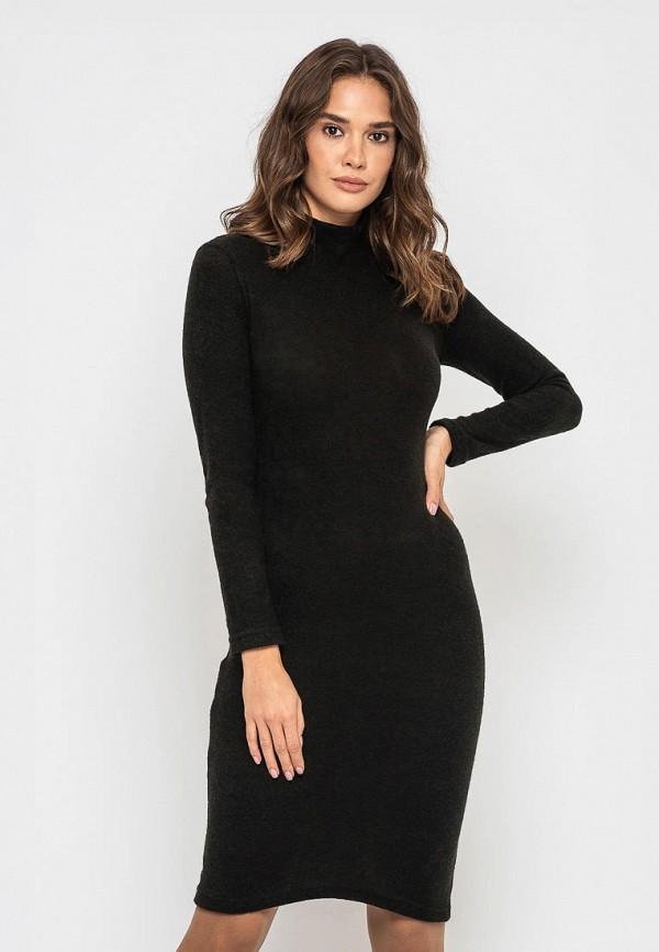 женское повседневные платье sfn, черное