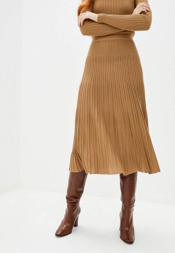 женская юбка sewel, бежевая