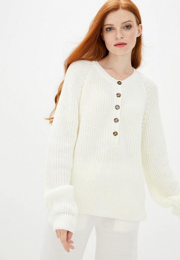 женский джемпер sewel, белый