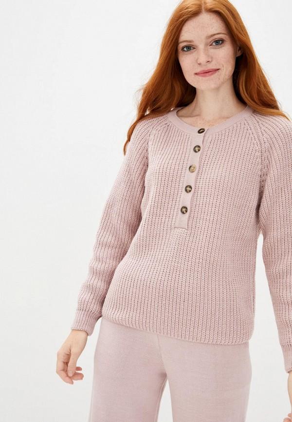 женский джемпер sewel, розовый