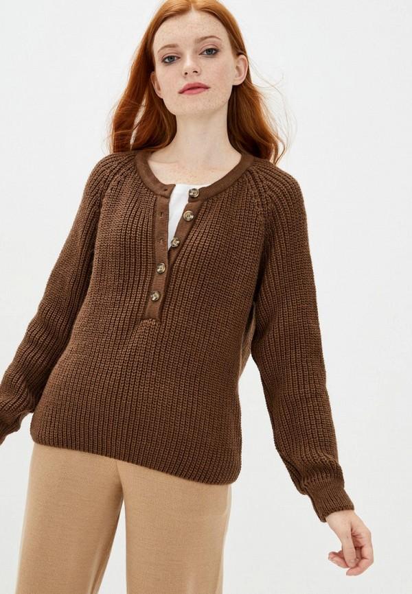 женский джемпер sewel, коричневый