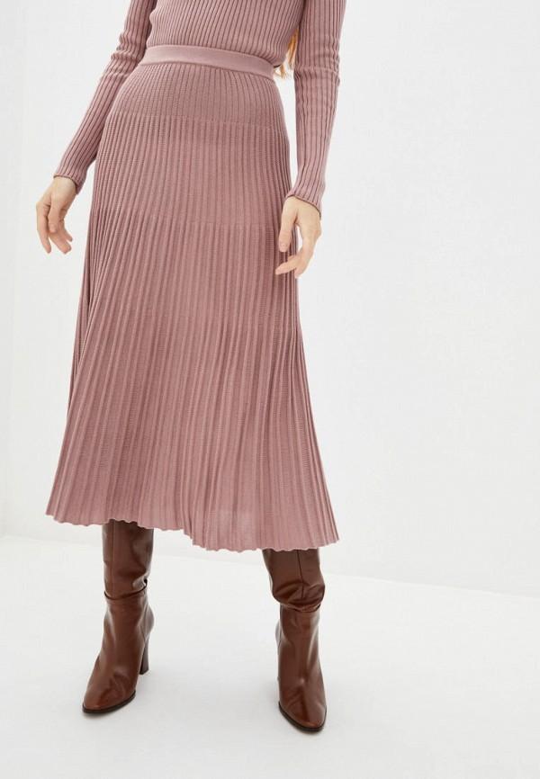 женская юбка sewel, розовая