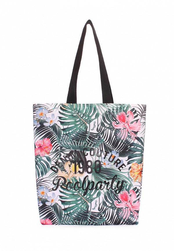 женская сумка poolparty, разноцветная