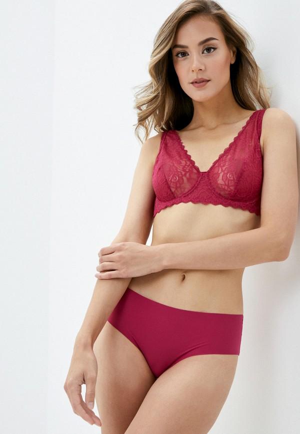 женский бюстгальтер на косточках tezenis, розовый