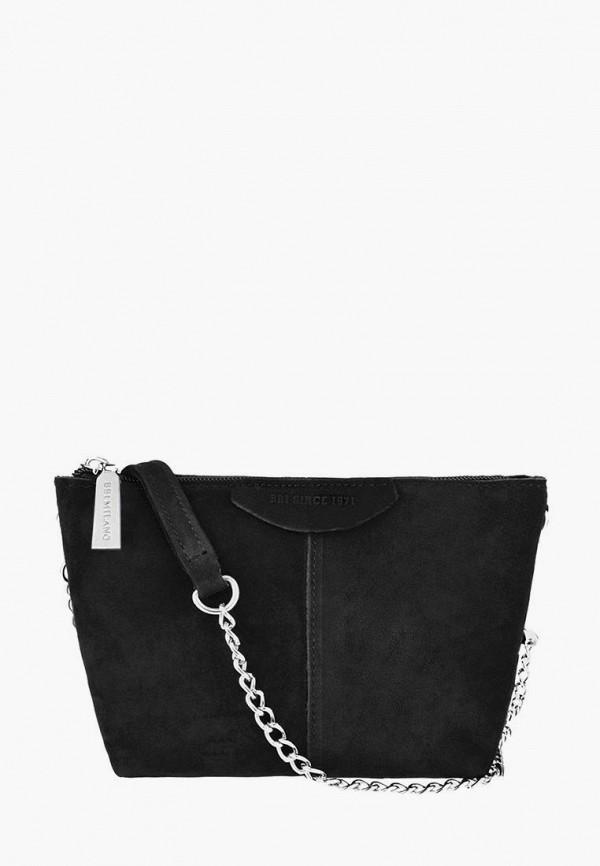 женская сумка-шоперы bb1, черная