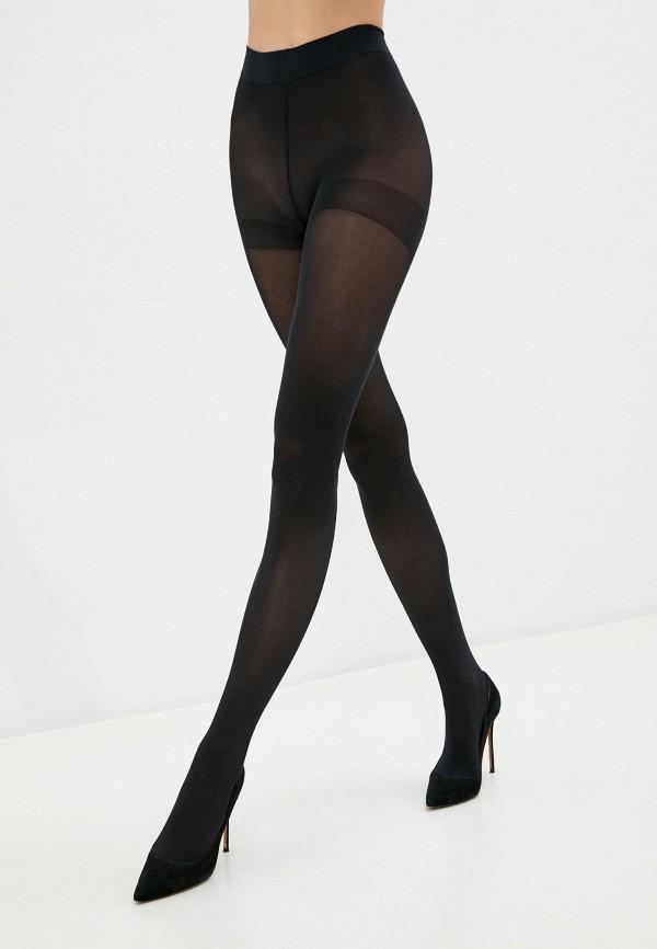 женские колготки tezenis, черные