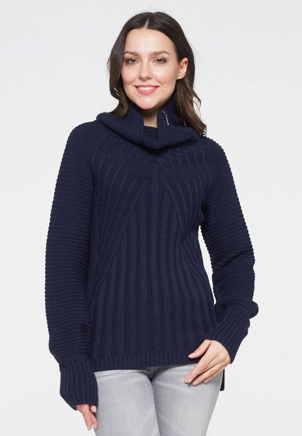 женский свитер vay, синий