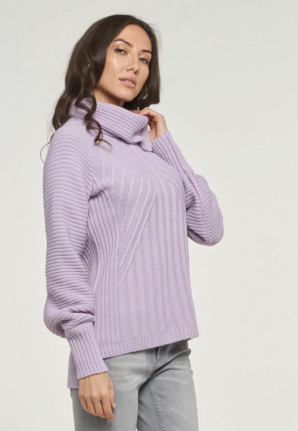 женский свитер vay, фиолетовый