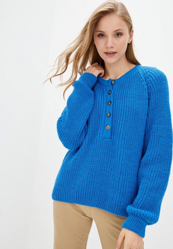 женский джемпер sewel, голубой