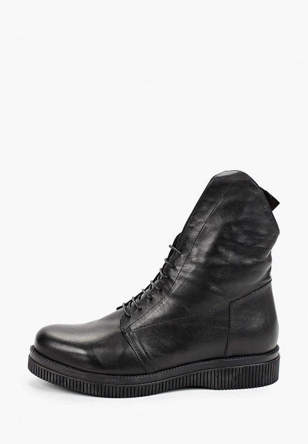 Ботинки Ascalini Ascalini  черный фото