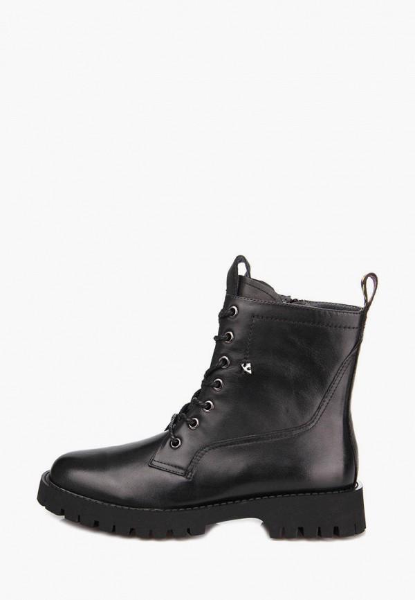 женские ботинки ditto, черные