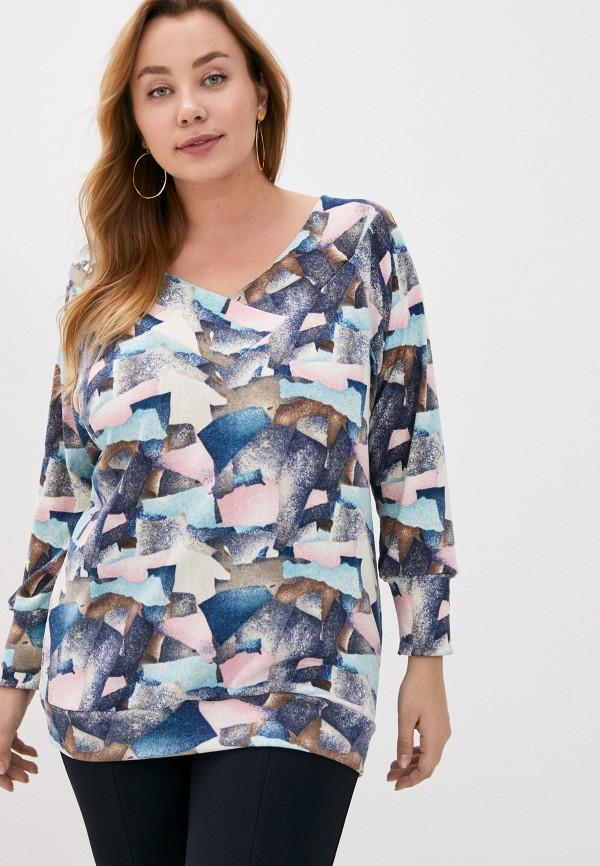 женский пуловер olsi, разноцветный