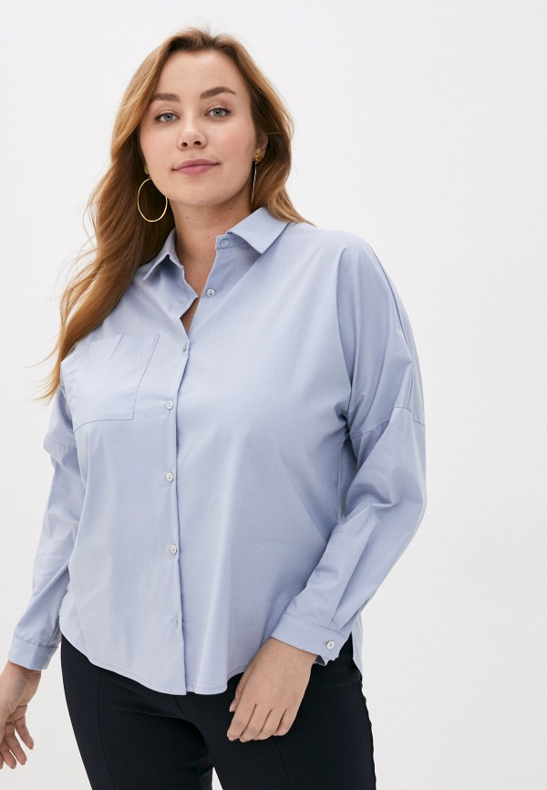 женская блузка с длинным рукавом olsi, золотая