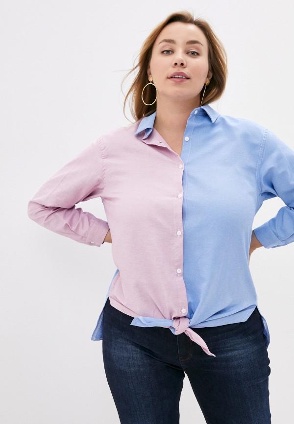 женская рубашка olsi, разноцветная