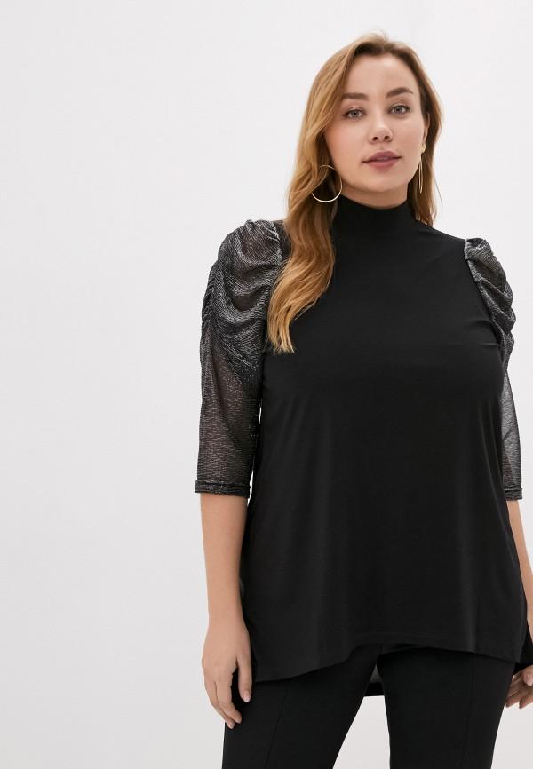 женская блузка olsi, черная