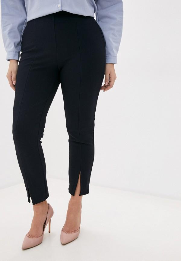 женские зауженные брюки olsi, черные