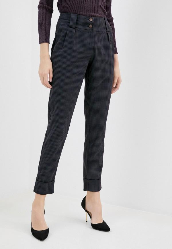 женские зауженные брюки viserdi, синие