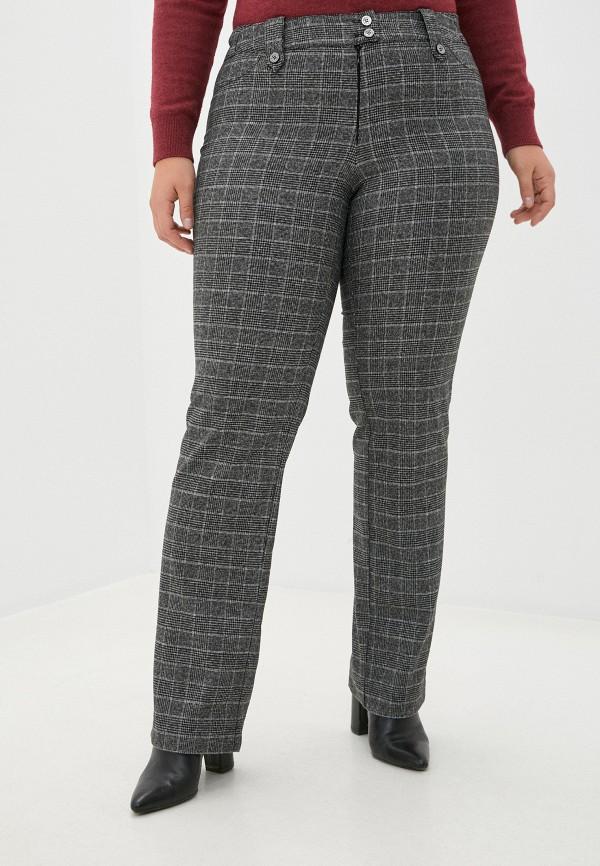 женские классические брюки helmidge, серые