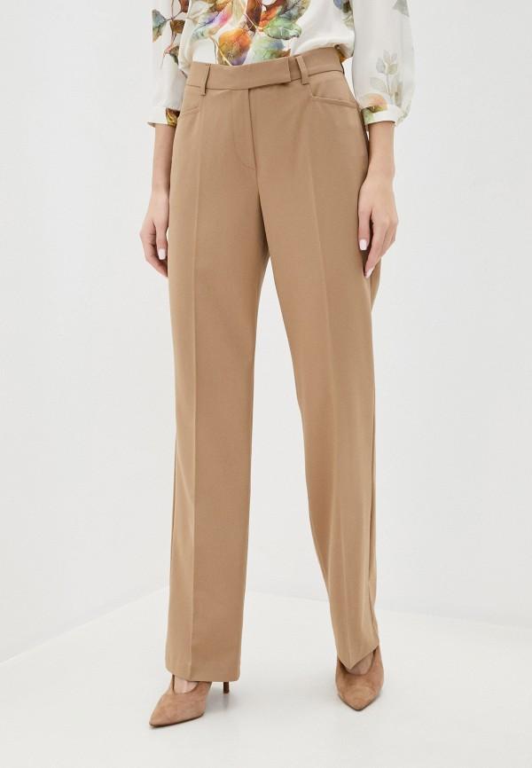 женские повседневные брюки vittoria vicci, бежевые