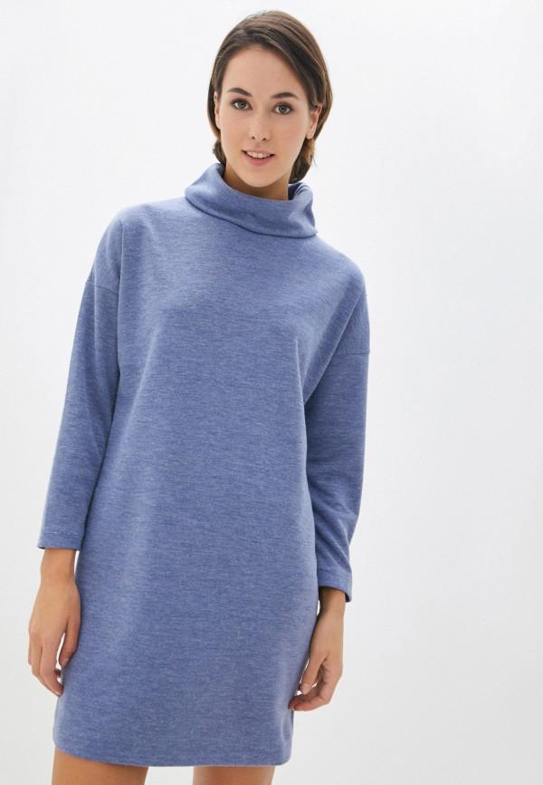 женское платье-свитеры vittoria vicci, синее